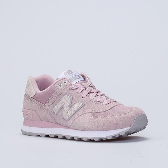 7cefe600 Light Pink New Balance NWT